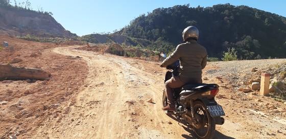 Tỉnh Kon Tum chỉ đạo khắc phục hư hỏng trên đường tránh đèo Măng Rơi ảnh 1