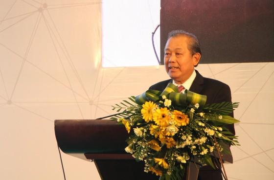 Phó Thủ tướng Trương Hòa Bình: Không phát triển các dự án năng lượng tái tạo trên đất rừng ảnh 1
