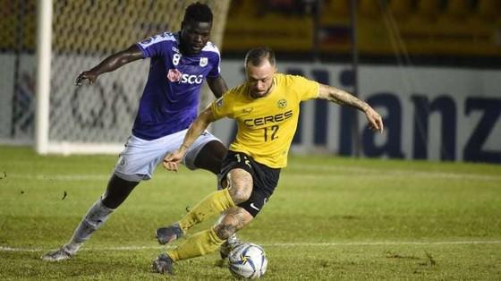 AFC Cup: Hòa Ceres Negros, Hà Nội FC có lợi thế ở lượt về trên sân Hàng Đẫy ảnh 1