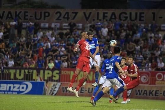 Hạ Viettel, Than Quảng Ninh bất bại trận thứ 6 liên tiếp ảnh 1