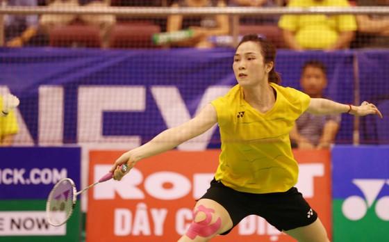 Giải cầu lông Việt Nam Open 2017: Vũ Thị Trang vào bán kết, Tiến Minh dừng bước ảnh 2