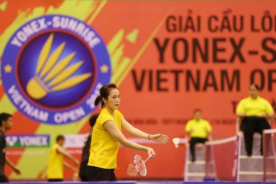 Vũ Thị Trang là đại diện duy nhất của cầu lông Việt Nam ở vòng bán kết. Ảnh: DŨNG PHƯƠNG