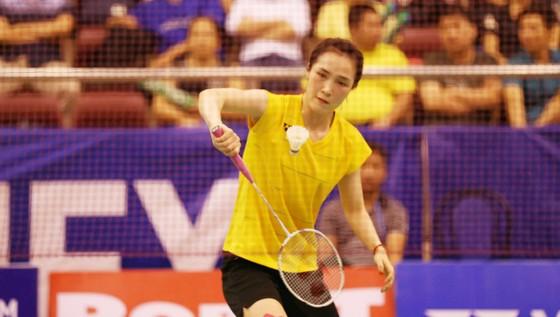 Giải cầu lông Việt Nam Open 2017: Vũ Thị Trang vào bán kết, Tiến Minh dừng bước ảnh 1