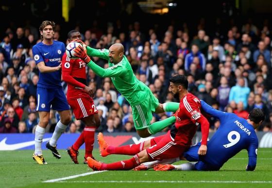 Chelsea - Watford 4-2: Rượt đuổi ngoạn mục ảnh 1