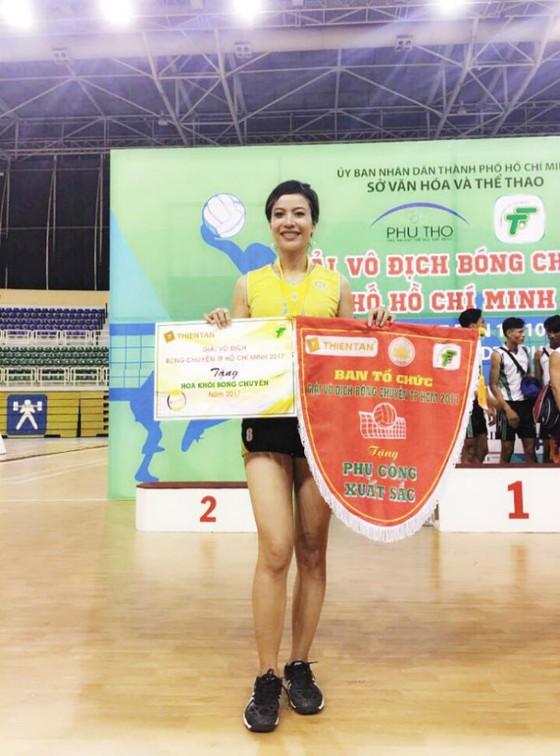 Cựu chủ công Lê Hương Giang: Tôi yêu bóng chuyền và đam mê kinh doanh ảnh 2