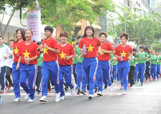 TPHCM tổ chức Ngày chạy Olympic năm 2018: Hơn 6.000 người tham dự ảnh 2