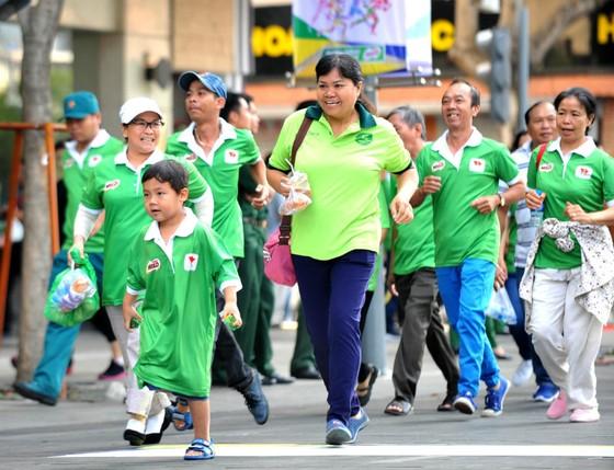 TPHCM tổ chức Ngày chạy Olympic năm 2018: Hơn 6.000 người tham dự ảnh 3