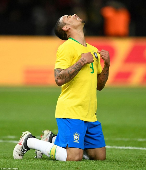 Hồ sơ Gabriel Jesus: Truyền nhân của Ronaldo béo ảnh 2