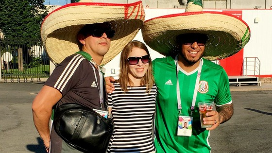 Du khách Mexico được ưu ái ở Nga ảnh 2