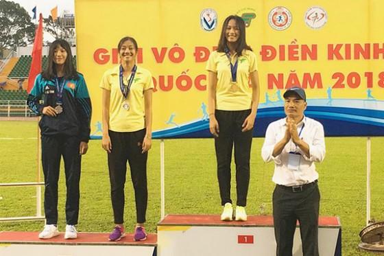 Giải vô địch điền kinh trẻ quốc gia 2018: Đoàn Hà Nội dẫn đầu ảnh 1