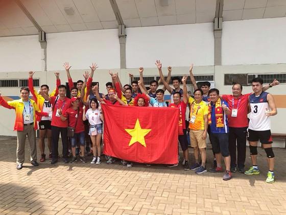 Bóng chuyền nam: Đánh bại Trung Quốc 3-2, tuyển Việt Nam gây sốc cả châu Á ảnh 5
