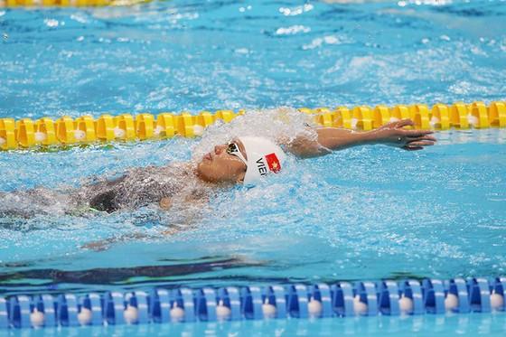 Bơi lội: Ánh Viên và điều kỳ diệu không đến ảnh 3