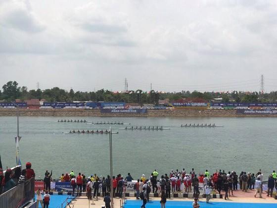 Rowing: Các tay chèo nữ giành thêm 1 tấm HCB ảnh 3