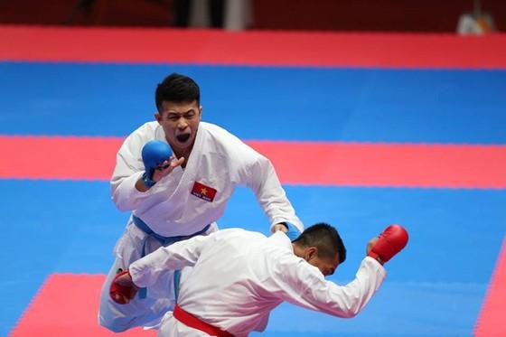 Karatedo: Võ sĩ Nguyễn Thanh Duy bị ép thua phút cuối ảnh 1