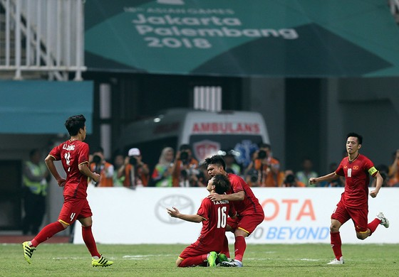 Chiều nay, đội tuyển Olympic Việt Nam sẽ bước vào trận đấu tranh HCĐ. Ảnh: DŨNG PHƯƠNG