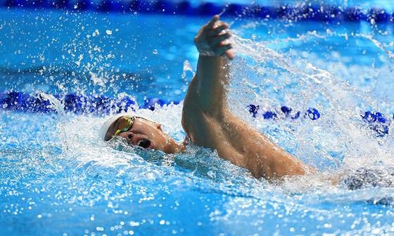 Olympic trẻ 2018: Kình ngư Nguyễn Huy Hoàng đoạt HCV 800m tự do ảnh 1