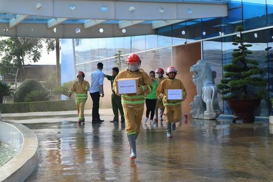 VWS diễn tập chữa cháy 2019 ảnh 3