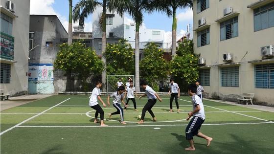 Trường THPT Vĩnh Viễn: Xây dựng môi trường sư phạm tiên tiến, hiện đại ảnh 2