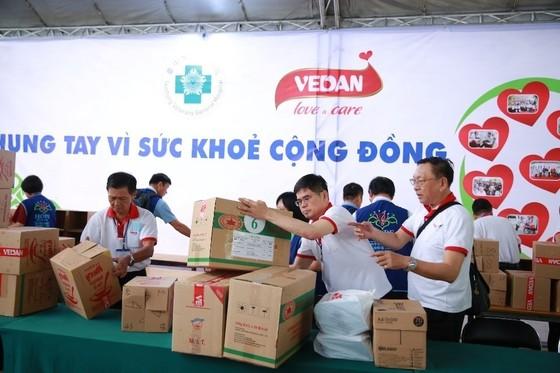 Những khoảnh khắc ý nghĩa trong chương trình từ thiện lần 8 do Vedan tổ chức ảnh 4