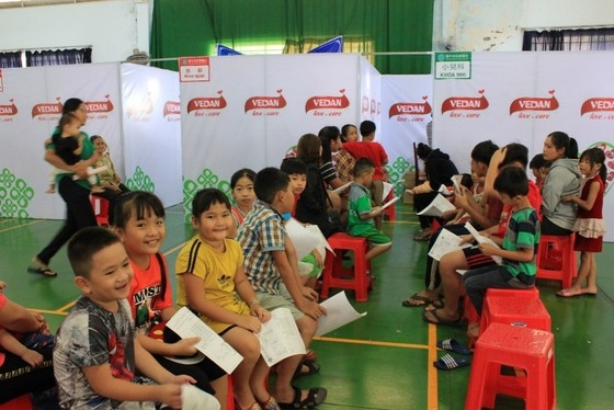 Những khoảnh khắc ý nghĩa trong chương trình từ thiện lần 8 do Vedan tổ chức ảnh 5