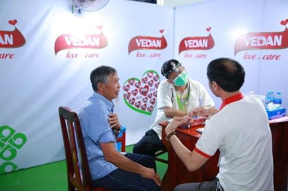Những khoảnh khắc ý nghĩa trong chương trình từ thiện lần 8 do Vedan tổ chức ảnh 6