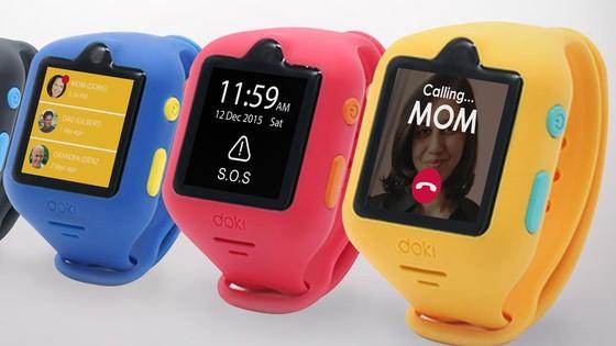 Những loại đồng hồ thông minh có định vị, gọi khẩn cấp ảnh 1