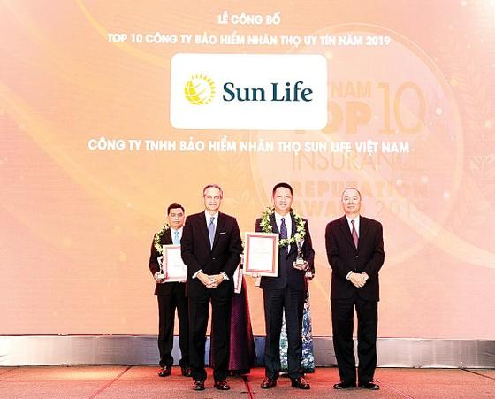Sun Life Việt Nam - Tốp 10 công ty BHNT uy tín nhất Việt Nam năm 2019 ảnh 1