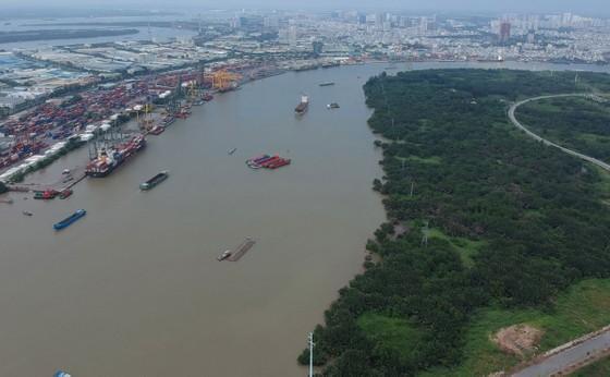 Tương lai nào cho hành lang sông Sài Gòn? ảnh 1