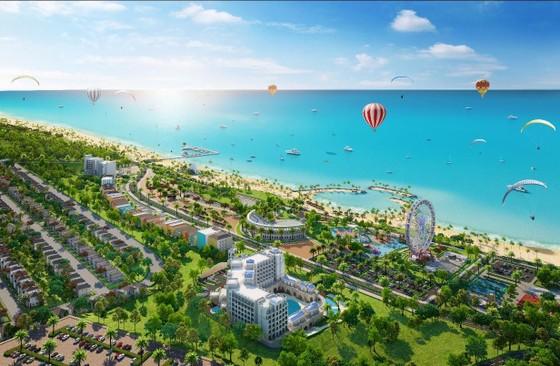 Bình Thuận tập trung nhiều lợi thế thu hút đầu tư ảnh 1