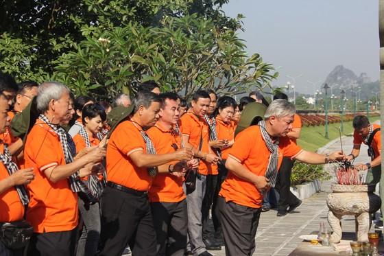 """Kết thúc hành trình """"Làng Sen quê Bác - Sông Mã anh hùng ảnh 2"""