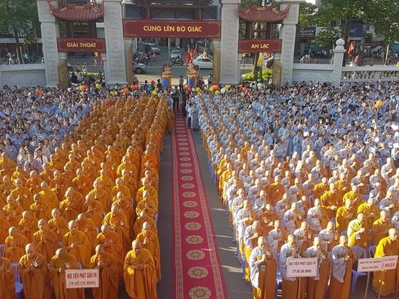 Phát huy truyền thống hộ quốc an dân của Phật giáo Việt Nam ảnh 3