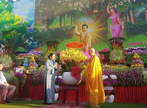 Phát huy truyền thống hộ quốc an dân của Phật giáo Việt Nam ảnh 2