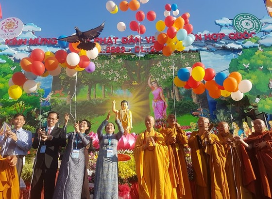 Phát huy truyền thống hộ quốc an dân của Phật giáo Việt Nam ảnh 1