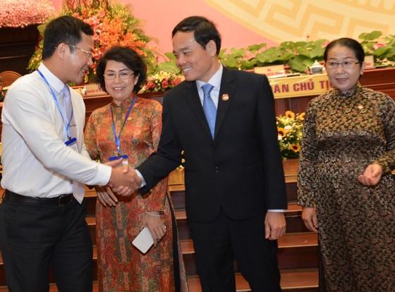 Bế mạc Đại hội đại biểu MTTQ Việt Nam TPHCM lần thứ XI, nhiệm kỳ 2019-2024 ảnh 1