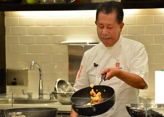 Martin Yan tham gia lễ hội ẩm thực chay lần đầu tổ chức tại Tây Ninh ảnh 2