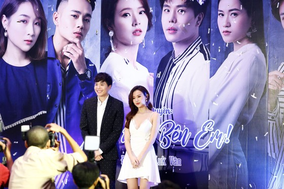 Quỳnh Chi hợp tác cùng Midu, Trịnh Thăng Bình trong dự án điện ảnh đầu tay ảnh 1