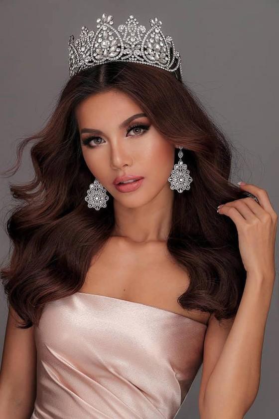 Global Beauties xếp Minh Tú đứng đầu châu Á, dự đoán giành ngôi Á hậu 1 ảnh 5