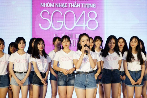 Nhóm nhạc thần tượng nữ nhiều thành viên nhất Việt Nam chính thức ra mắt  ảnh 1