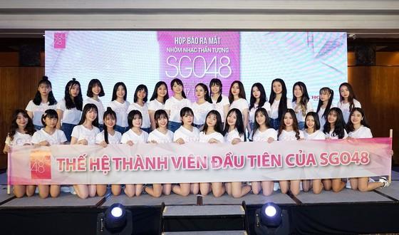 Nhóm nhạc thần tượng nữ nhiều thành viên nhất Việt Nam chính thức ra mắt  ảnh 2