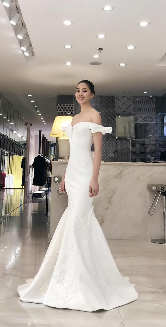 Hoa hậu Tiểu Vy xuất sắc lọt top 32 phần thi Top Model tại Miss World 2018 ảnh 3