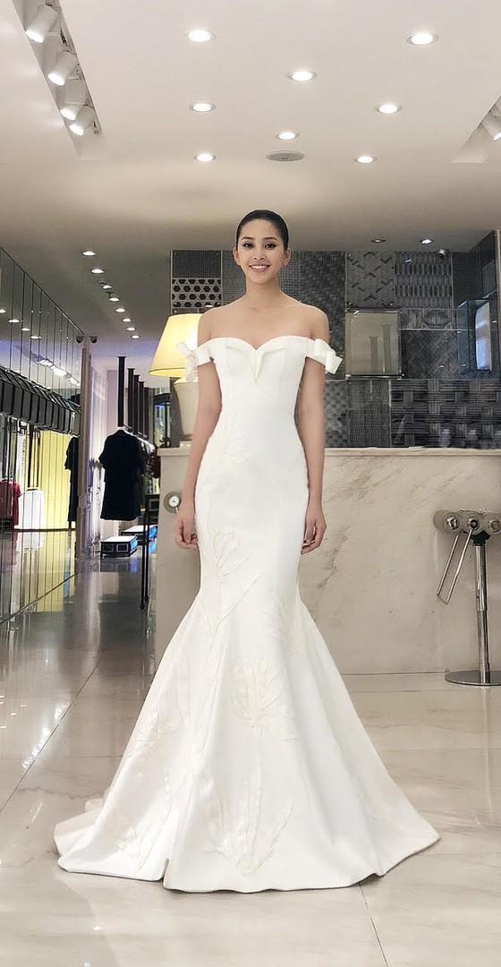 Hoa hậu Tiểu Vy xuất sắc lọt top 32 phần thi Top Model tại Miss World 2018 ảnh 2