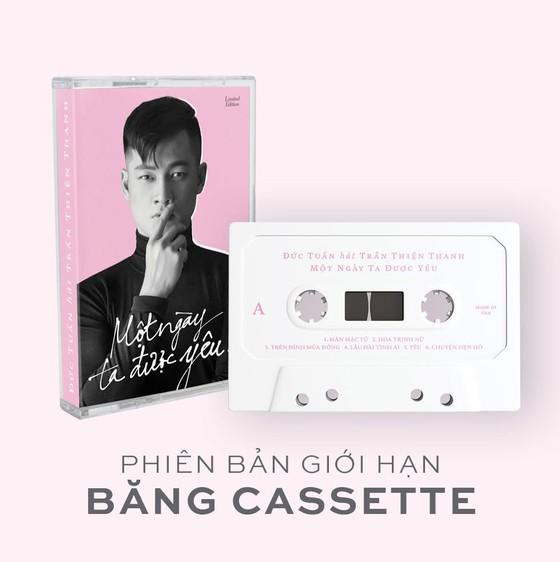 """Đức Tuấn """"Mỹ hóa"""" nhạc Trần Thiện Thanh trong album mới ảnh 3"""