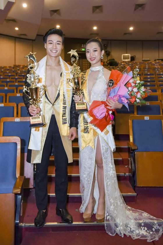 Xuân Đạt, Xuân Quỳnh đăng quang Quán quân Vietnam Fitness Model 2019 ảnh 2