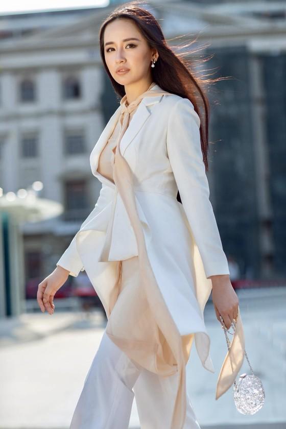 Hoa hậu Mai Phương Thúy chính thức trở thành giám khảo cuộc thi Miss World Việt Nam 2019 ảnh 2
