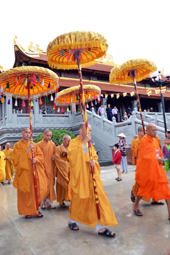 Khánh thành Thiền viện Trúc Lâm Hậu Giang ảnh 6
