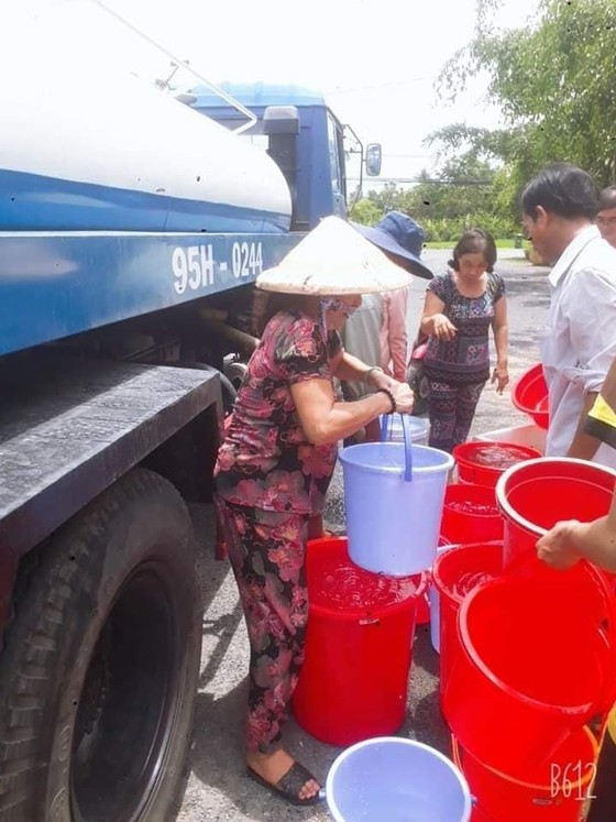 Hậu Giang: Hơn 6.000 hộ dân chờ nước sạch do nước sông ô nhiễm nghiêm trọng ảnh 2