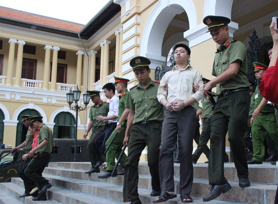 TPHCM xét xử vụ án hoạt động nhằm lật đổ chính quyền nhân dân ảnh 1