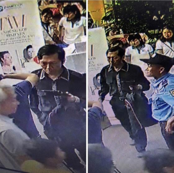 Nguyễn Tấn Quan lại tiếp tục giả danh phóng viên Báo SGGP ảnh 1