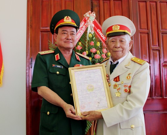 Vĩnh biệt người đội viên cuối cùng của Đội Việt Nam Tuyên truyền Giải phóng quân ảnh 1