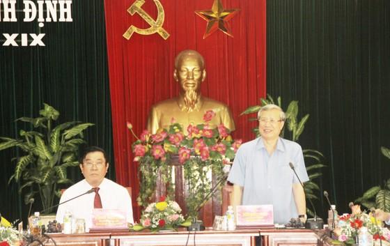 Bình Định tiếp tục kiến nghị Trung ương sớm chi phối và kiểm soát cảng Quy Nhơn ảnh 2